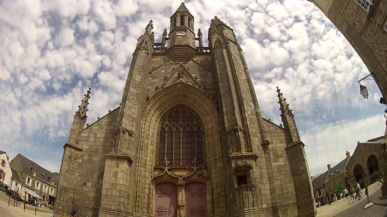 Centre ville de Guérande