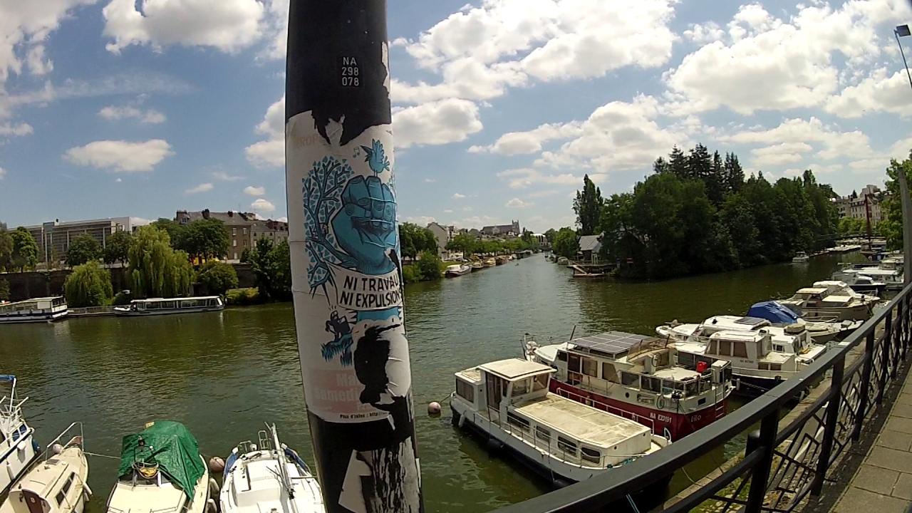 Bord de l'Erdre (Nantes)