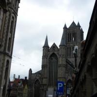 Gent, ville flamande