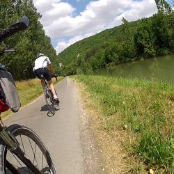 Canal de bourgogne vélo